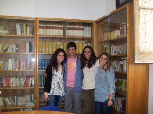 Comenius MIA e Biblioteca