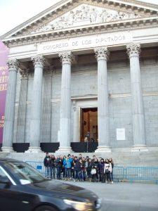capeciani davanti al Parlamento (foto 2)